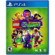 PS4 - Lego Dc Super-Villains - Warner