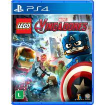 PS4 Lego Marvel Vingadores Marvel - Playstation Hits - Warner Games -