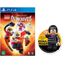 PS4 - Lego Os Incríveis Ed. Especial - Warner