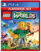 Ps4 lego worlds (ps hits) - Wb Games