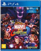 PS4 - Marvel vs. Capcom: Infinite -
