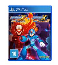 PS4 - Mega Man X Legacy Collection 1+2 - Capcom