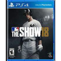 Ps4 mlb the show 18 - Sony