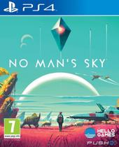 PS4 - No Mans Sky - Hello games