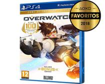 PS4 Original Activision Overwatch GOTY Blu-ray Midia Fisica