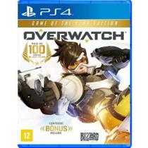 PS4 overwatch - Sony