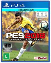 PS4 - Pro Evolution Soccer 2018 - Konami
