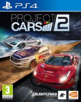 PS4 - Project Cars 2 - Bandai namco