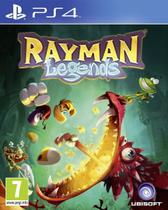 PS4 - Rayman Legends - Ubisoft