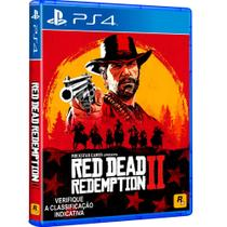 PS4 - Red Dead Redemption 2 - Rockstar games