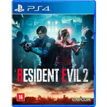PS4 - Resident Evil 2 - Capcom