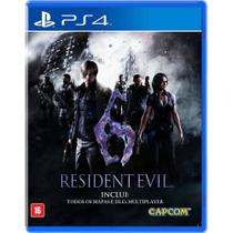 Ps4 resident evil 6 - Capcom