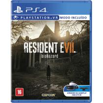 Ps4 resident evil 7 - Capcom
