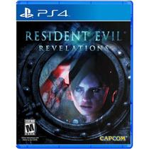 PS4 - Resident Evil: Revelations Remastered - Capcom