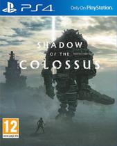PS4 - Shadow of the Colossus - Sony