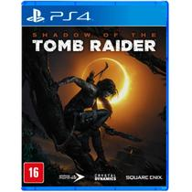 PS4 - Shadow of The Tomb Raider - 2k