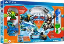 PS4 - Skylanders Trap Team - Starter Pack - PT - Activision
