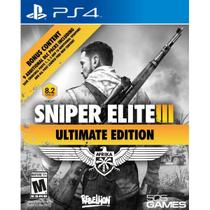Ps4 sniper elite 3 ultimate edition - 505 games
