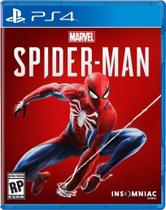 PS4 - Spider-Man - Insomniac games