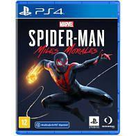 Ps4 spider man miles morales -