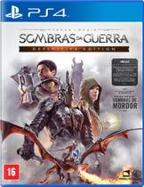 PS4 - Terra-Média: Sombras da Guerra Definitive Edition - Warner