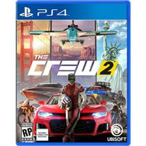 PS4 - The Crew 2 - Ubisoft