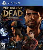 Ps4 the walking dead: a new frontier - Telltale