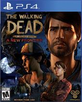 PS4 - The Walking Dead: A New Frontier - Tt games
