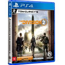PS4 - Tom Clancys: The Division 2 - Ubisoft