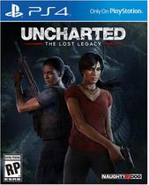 PS4 - Uncharted: The Lost Legacy - Naughty dog