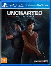 Ps4 uncharted the lost legacy - Sony
