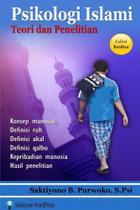 Psikologi Islami Teori dan Penelitian - Blurb -
