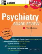 Psychiatry board review pearls of wisdom - Mcgraw hill education -