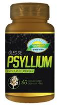 Psyllium  - 60 Cápsulas Softgel 670mg - Nutri gold