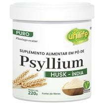 Psyllium em Pó 220g Unilife -