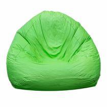 Puff  Luiza Verde - Quickbrasil