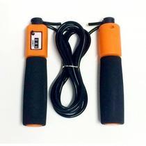 Pula corda c/ contador analógico - liveup sports -