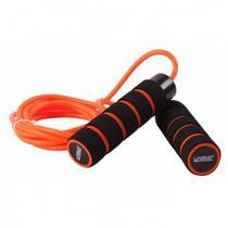 Pula corda c/ peso e rolamento - 0,650 kg - liveup sports -