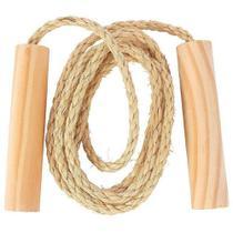 Pula Corda Sisal 2m cabo de madeira Ciabrink Brinquedos 2278 -