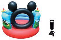Pula Pula Bestway Disney Mickey Mouse 91012 c Bomba Inflar -