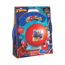 Pula Pula Go Go Ball Spiderman Homem Aranha - Lider -