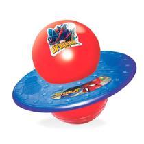 Pula Pula Go Go Ball  Spiderman - Lider - Lider Brinquedos