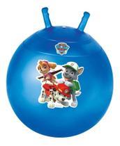 Pula Pula Patrulha Canina Azul Infantil - Lider - Lider Brinquedos