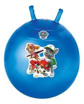 Pula Pula Patrulha Canina Azul Infantil - Lider - Líder Brinquedos