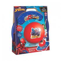 Pula Pula Spiderman Go Go Ball Homem Aranha Lider -