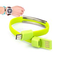 Pulseira Carregador via USB, Celular Android e Windows Phone - Outras