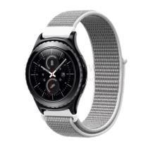 Pulseira de Nylon Cinza para Relógio Samsung Galaxy Gear S2 Classic - Tudo Smartwatch