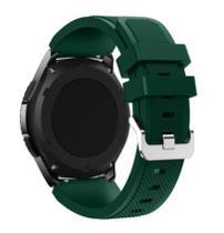 Pulseira De Silicone P/ Samsung Galaxy Gear S3 - Verde - Jetech