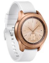 Pulseira De Silicone para Samsung Galaxy Watch 42mm - Branca - Jetech