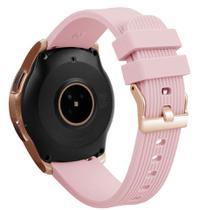 Pulseira De Silicone para Samsung Galaxy Watch 42mm - Rosa - Jetech